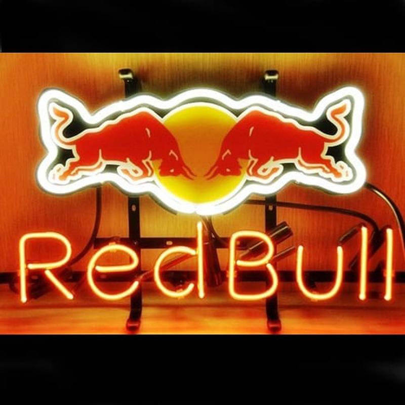 red bull redbull energy drink tube neon bar enseigne livraison rapide enseignes. Black Bedroom Furniture Sets. Home Design Ideas