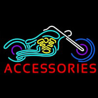 Accessories Block Bike Logo Enseigne Néon