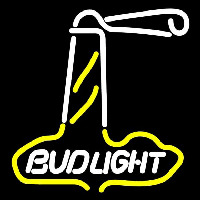 Bud Light Wight Lighthouse Beer Sign Enseigne Néon