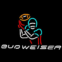 Budweiser Football Gametime Beer Sign Enseigne Néon