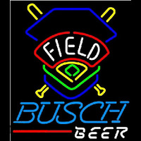 Busch Beer Field Colorado Rockies Beer Sign Enseigne Néon