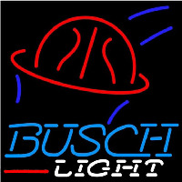 Busch Light Basketball Beer Sign Enseigne Néon