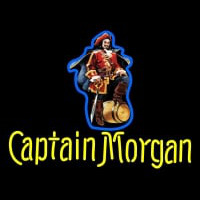 Custom Captain Morgan Logo Enseigne Néon