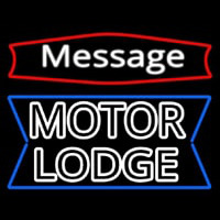 Custom Personalized Motor Lodge Enseigne Néon