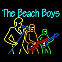 Custom The Beach Boy Music Group Enseigne Néon