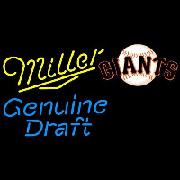 Miller Genuine Draft Jumping Fish Beer Sign Enseigne Néon