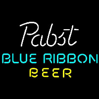 Pabst Blue- Ribbon Beer Te t Beer Sign Enseigne Néon