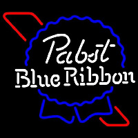 Pabst Blue Ribbon Blackbo  Beer Sign Enseigne Néon