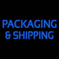 Packaging And Shipping Enseigne Néon