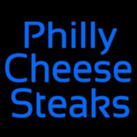 Philly Cheese Steaks Enseigne Néon