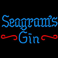 Seagrams 7 Promotional Gin Beer Sign Enseigne Néon