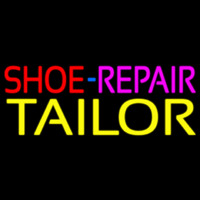 Shoe Repair Tailor Enseigne Néon