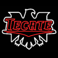 Tecate Real Neon Glass Tube Enseigne Néon
